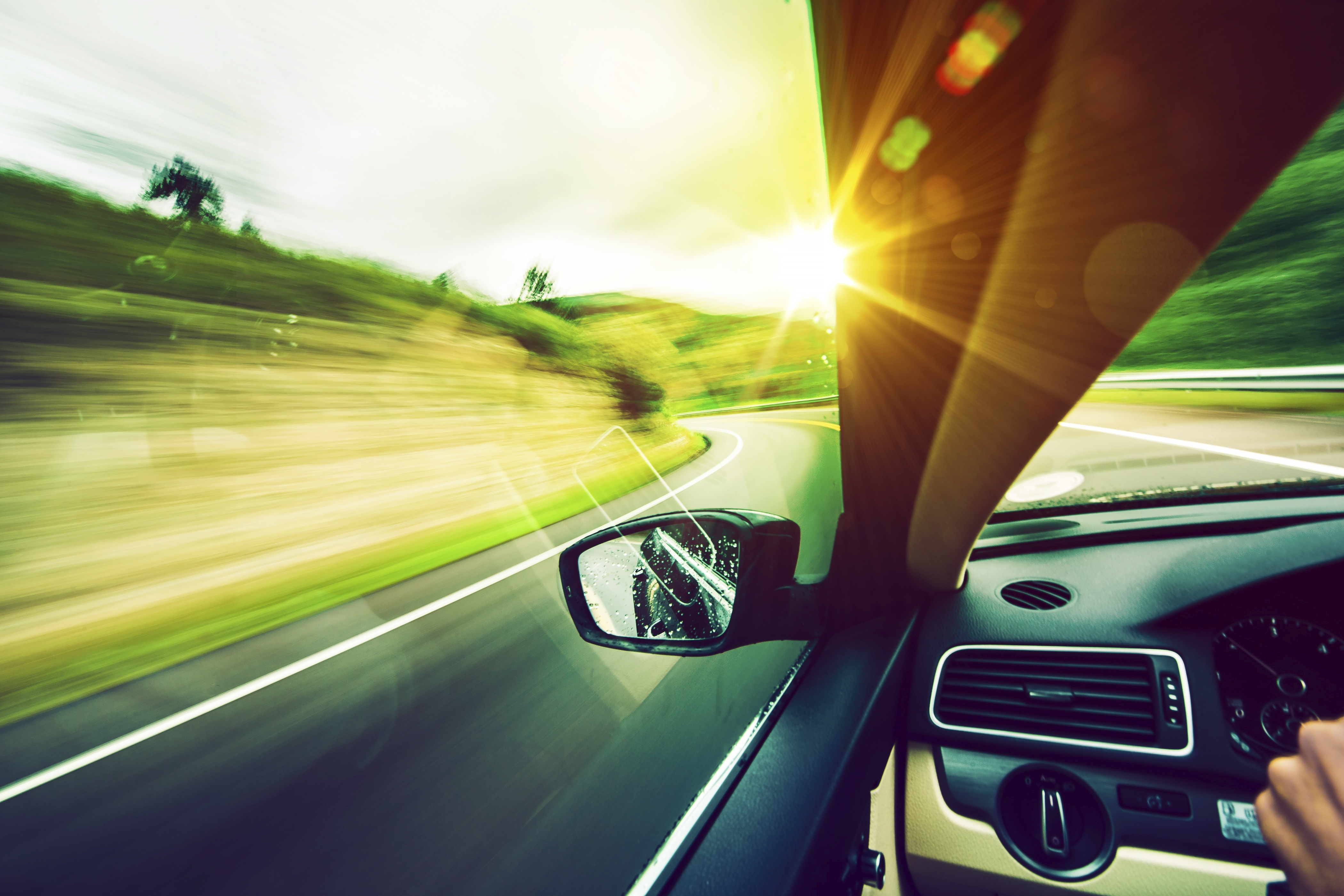 apps fast on the road